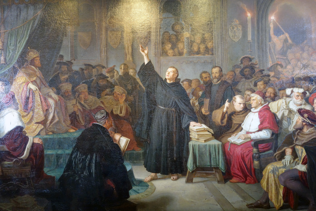 a history of the protestant reformation reformation in the roman catholic church by martin luther Martin luther left behind a rich legacy of protest and reform  been split from  east to west as the orthodox and roman catholic churches parted ways  the  protestant reformation catalyzed further breakdown  efforts to create christian  unity, or ecumenism, often carry this note of historical sadness.