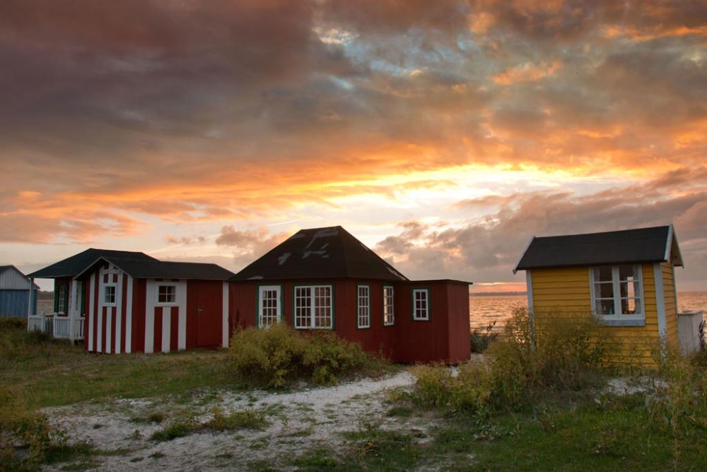 Ærøskøbing homes