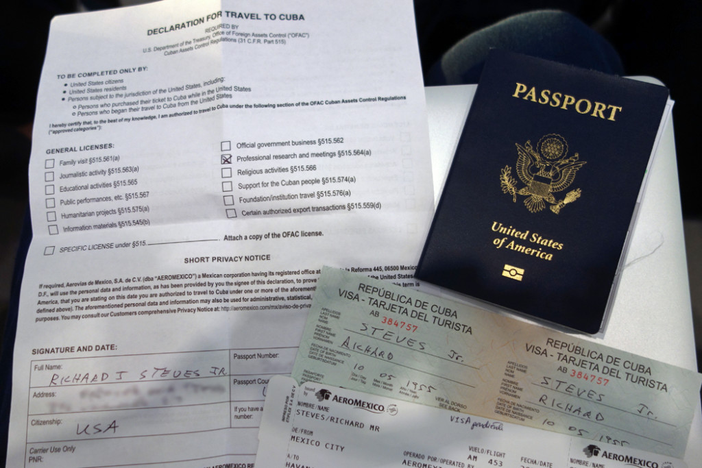 Cost Of Visa To Travel To Cuba