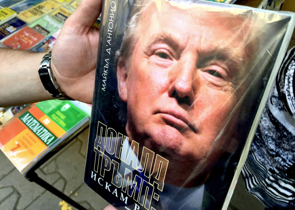 Donald Trump book