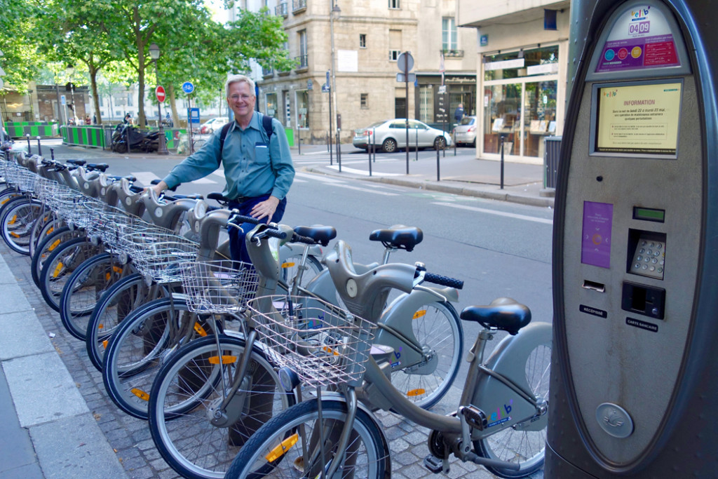 How To Borrow A Bike In Paris Rick Steves Travel Blog