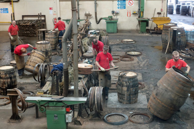 coopers at speyside