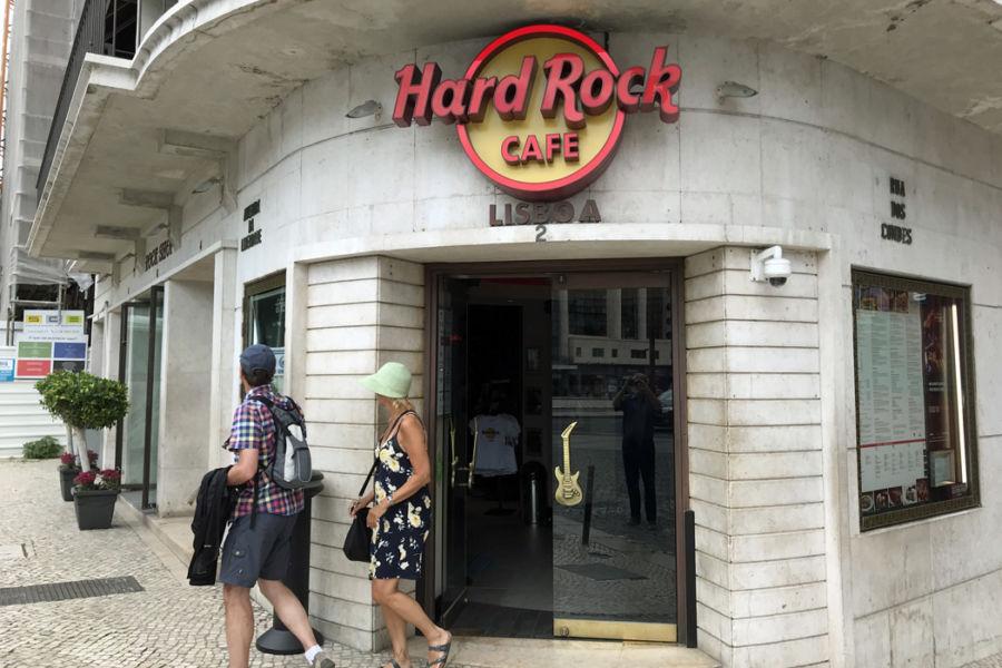 what s the deal with hard rock cafe rick steves 39 travel blog. Black Bedroom Furniture Sets. Home Design Ideas