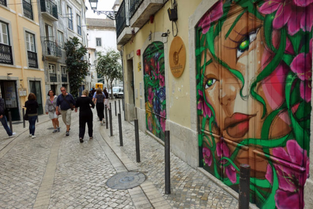 Lisbon's Mouraria District