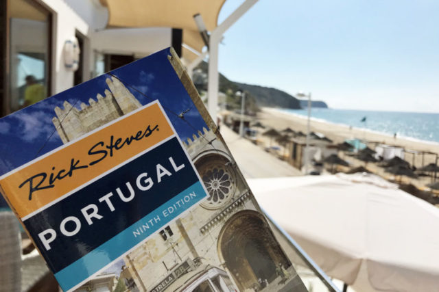 Rick Steves Portugal guidebook