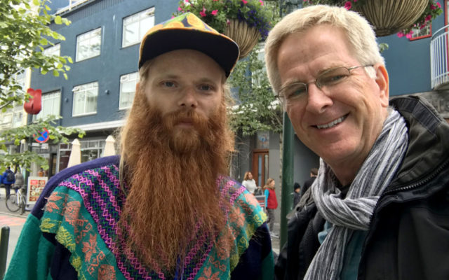 rick steves and teitur magnusson