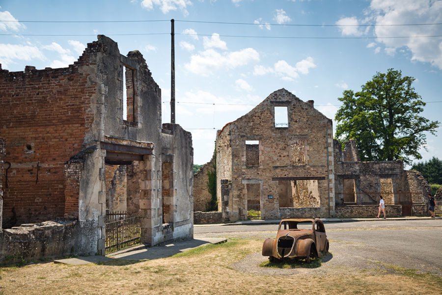 Oradour-sur-Glane, France: Remember. – Rick Steves' Travel Blog