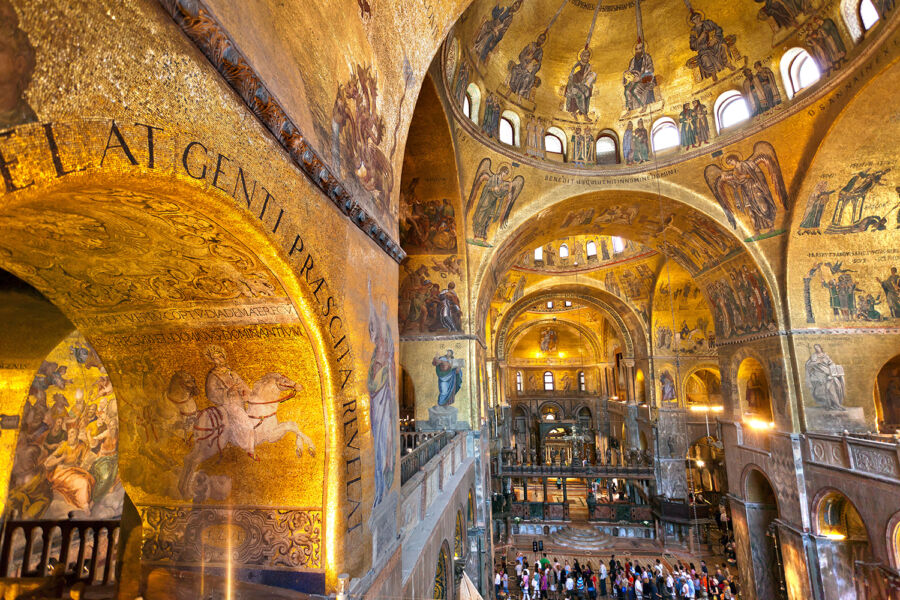 Venice's St. Mark's — A Treasure Chest of Wonders